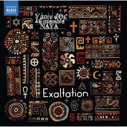 Exaltation -D'Or,Yaniv (Künstler), Ensemble Naya (Künstler), Various (Komponist)  (CD)