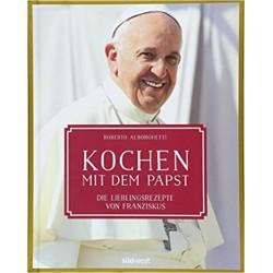 Kochen mit dem Papst (Roberto Alborghetti)